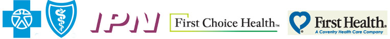 Blue Cross - Regence - IPN - First Choice Health - First Health / Coventry